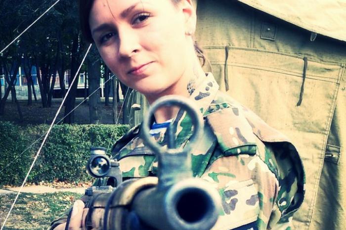 «В детстве я хотела стать военнослужащей»: чем занимаются добровольцы Донбасса после возвращения в Петербург