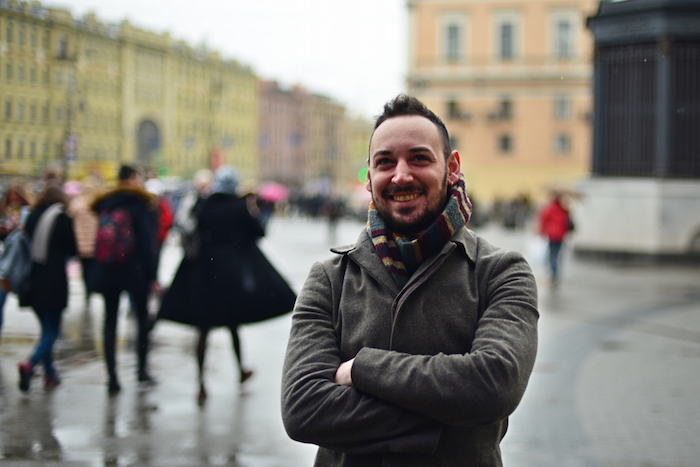 Итальянец Маттео Риччи — о России как состоянии души, счастье отсолнца иславянском язычестве