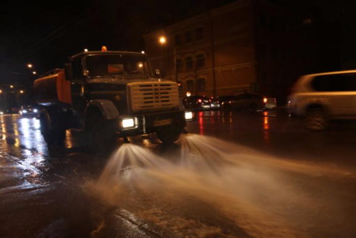 Власти отчитались об очистке четверти улиц после зимы