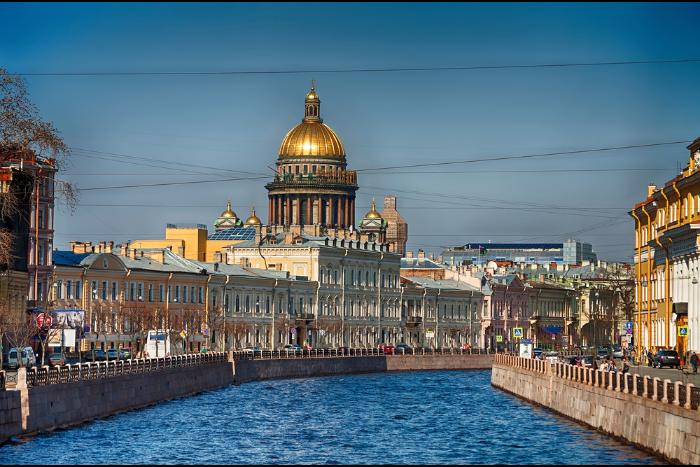 Петербург занял 14 место в мировом рейтинге туристической привлекательности