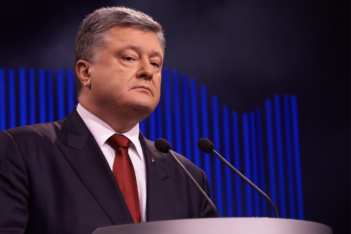 Порошенко пообещал вернуть Украине Крым