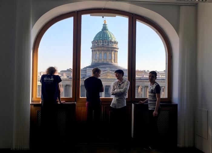 Как студенты СПбГУ готовились кчемпионату мира попрограммированию ичемзанимаются в свободное время