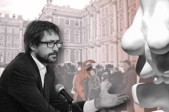 Игнорирует ли Эрмитаж петербуржцев: Дмитрий Озерков — об очередях и о рекламе, снобизме музея и планах на лето