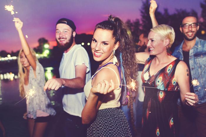 В Петербурге создали онлайн-карту вечеринок