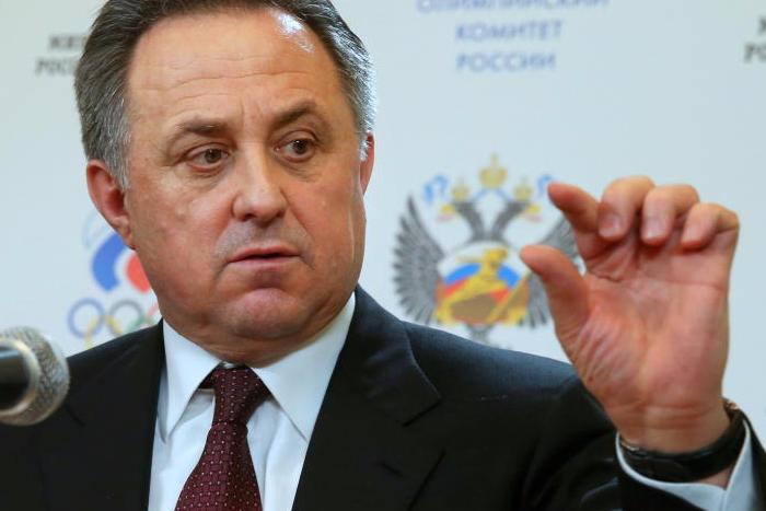 Министр спорта допустил неучастие России в Олимпиаде из-за допингового скандала