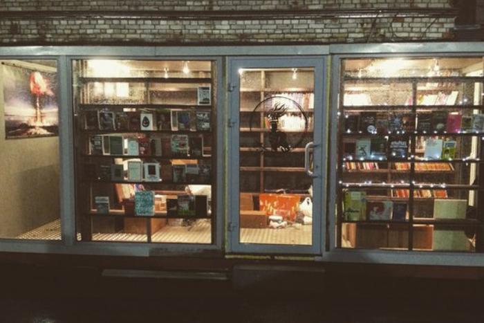 """В """"Этажах"""" открылся новый независимый книжный магазин"""