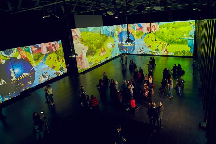 В Петербурге покажут «ожившие видения» Босха и расскажут о жизни художника