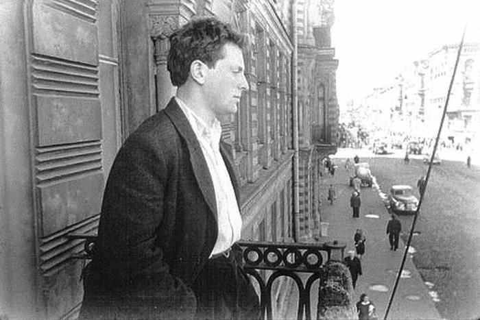 В интернете опубликуют бесплатную аудиоэкскурсию о Петербурге Бродского