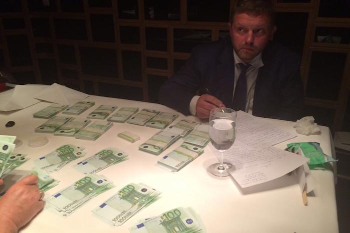 Суд арестовал губернатора Кировской области на два месяца за крупную взятку