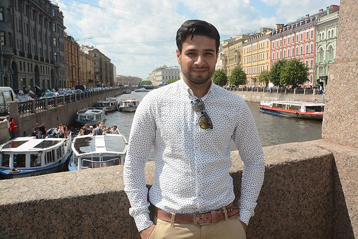 Пакистанец Рехан Адил Раджа — опельменях, страхе перед русскими бандитами и местных, не говорящих по-английски