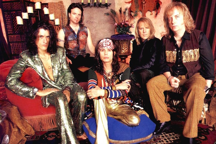Стивен Тайлер объявил о распаде группы Aerosmith