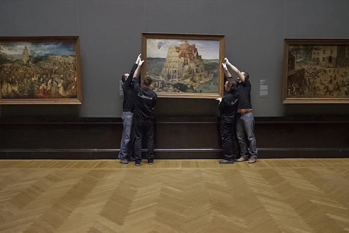 Виртуальные Лувр, Прадо и Уффици: 20 фильмов о крупнейших европейских музеях