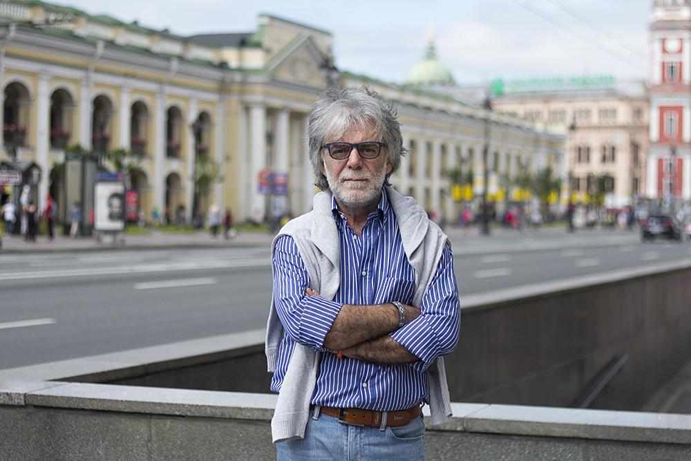 Итальянец Маурицио Мангано — оработе волонтером в фонде AdVita, странных отношениях местных скапучино и альтернативных музеях