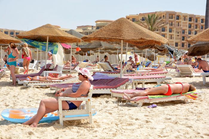 Тунис стал самым популярным направлением у российских туристов