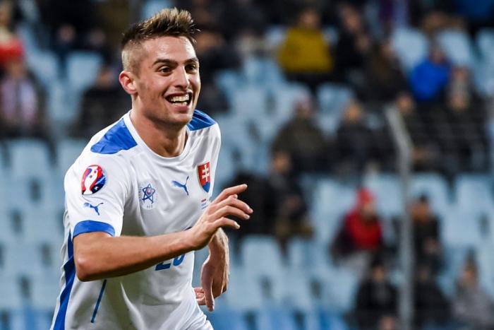«Зенит» подписал полузащитника сборной Словакии