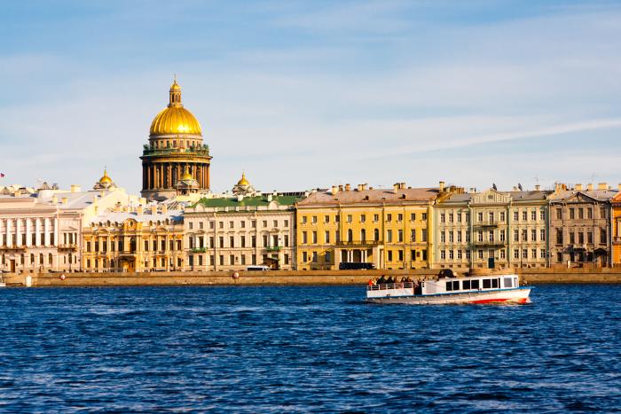 Тепло задержится в Петербурге до конца недели