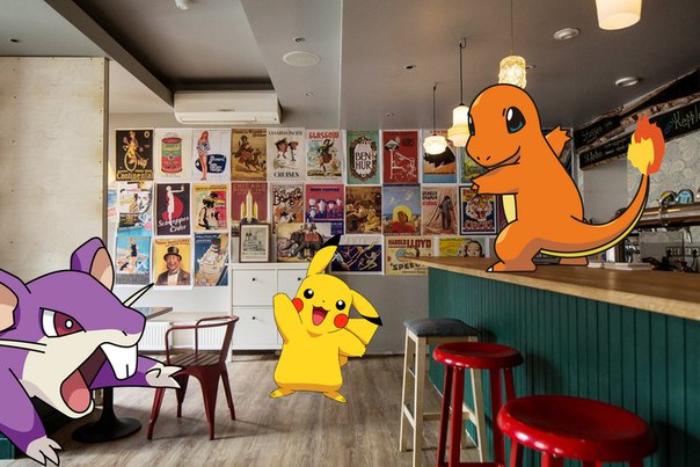 Вино за покемона: как банки, рестораны и торговые центры используют Pokеmon Go