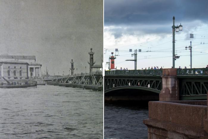 Пять видов Петербурга, которые невозможно узнать на старых фото