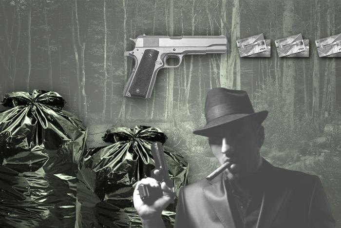 Секс наркотики и оружие