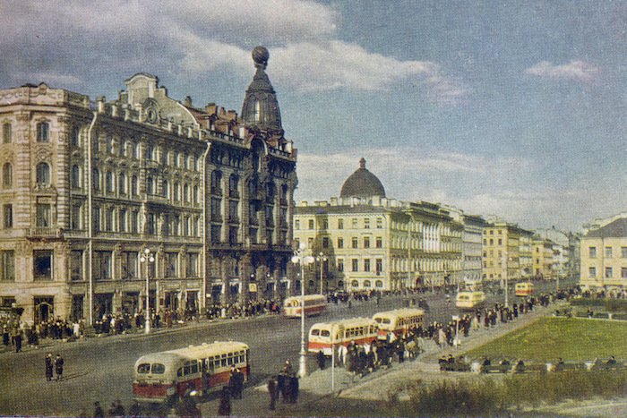 Чтение на «Бумаге»: пять популярных заведений Невского проспекта времен Довлатова — откотлетной додорогого ателье