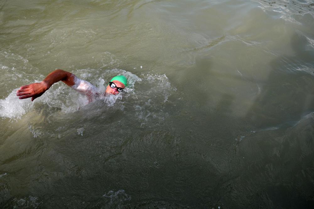 Почти переплыть Ла-Манш после пяти месяцев тренировок GLD_0107-1