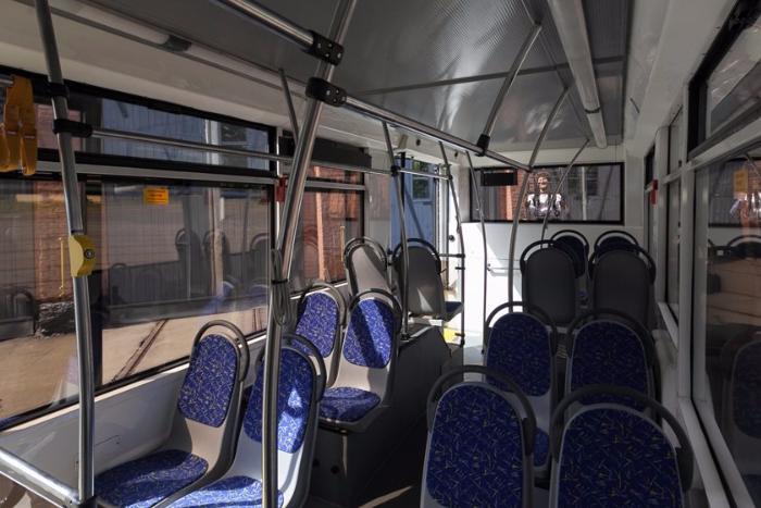 Тридцать городских троллейбусов оборудовали бесплатным Wi-Fi