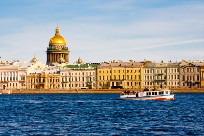 Петербуржцев ждет хорошая погода в последний день лета