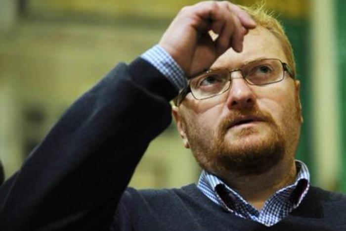 Виталий Милонов прошел в Госдуму