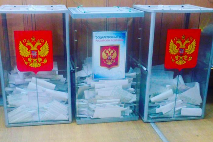 """Владимир Путин: «Вот трудно, тяжело, а люди всё равно за """"Единую Россию"""" проголосовали»"""