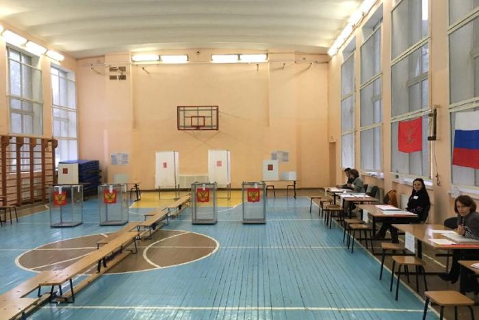 Выборы в Госдуму и Заксобрание. Онлайн-трансляция