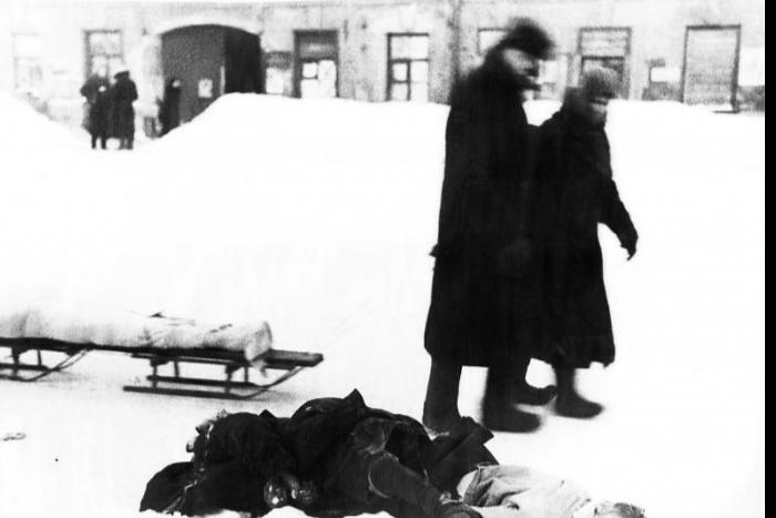 Девять материалов к 75-летию со дня начала блокады Ленинграда