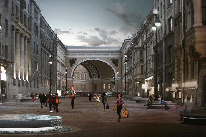 От Большой Морской до башни «Газпрома»: карта ближайших изменений в архитектуре Петербурга