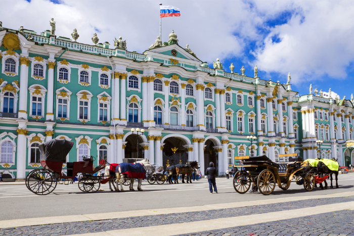 Эрмитаж вошел в тройку лучших музеев мира в рейтинге TripAdvisor