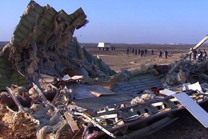 Эксперты выяснили, как террористы взорвали рейс A321