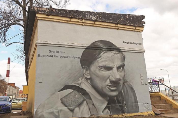 Художника из HoodGraff задержали за портрет Нагиева на стене. Что известно об арт-группировке и ее противостоянии властям