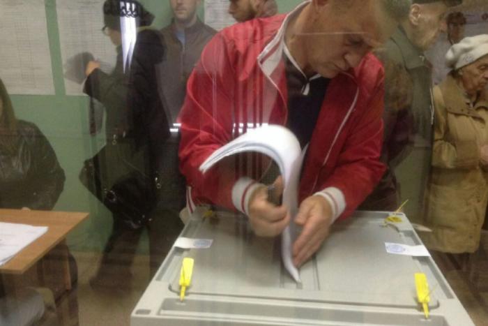 Глава ЦИК пожаловалась Путину на выборы в Петербурге