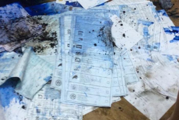 Женщина из Украины призналась, что за деньги участвовала в фальсификации выборов в Петербурге