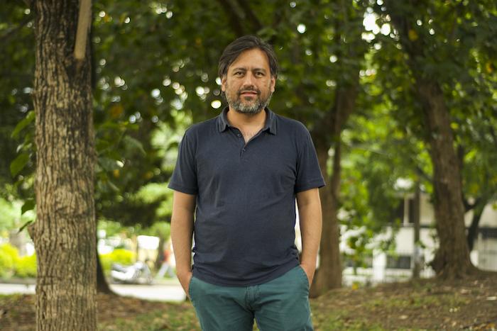 Колумбиец Вильсон Ороско — оНабокове, петербургских антикафе и нехватке интернета