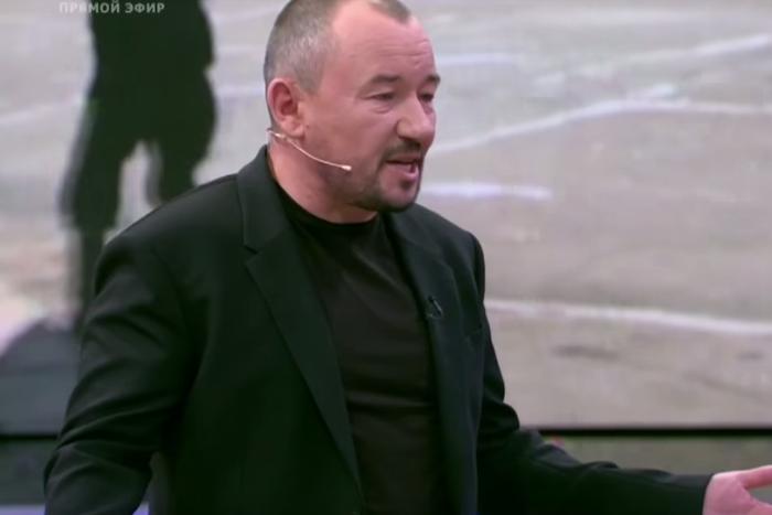Ведущий ток-шоу на Первом канале заявил, что он убивал людей