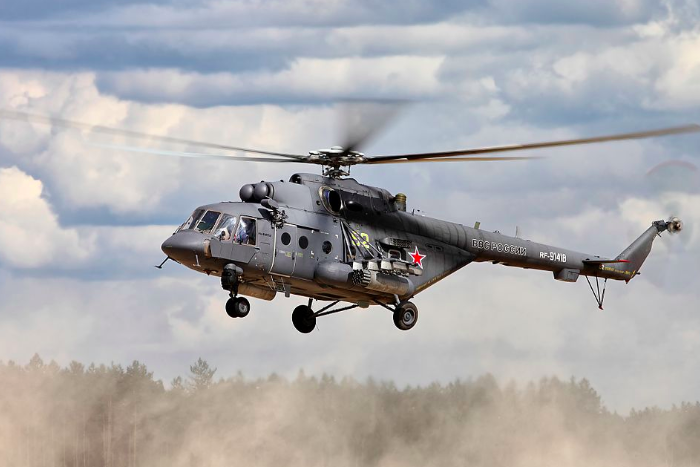На Ямале разбился вертолет с 22 пассажирами на борту, пишет ТАСС