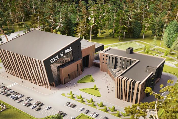 На базе спортшколы Катерины Тихоновой построят центр акробатического рок-н-ролла за 2 млрд, сообщает «Дождь»