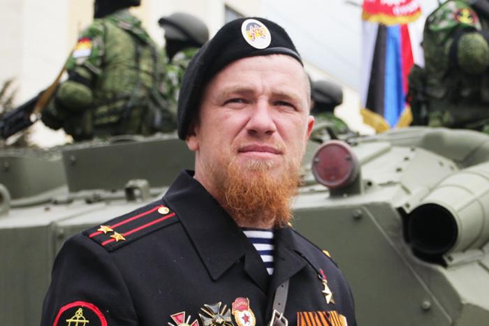 «Это русский Че Гевара»: каквПетербурге прощались скомандиром ДНР Моторолой