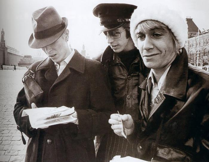 Петербуржцам покажут фильмы обИгги Попе иДэвиде Боуи