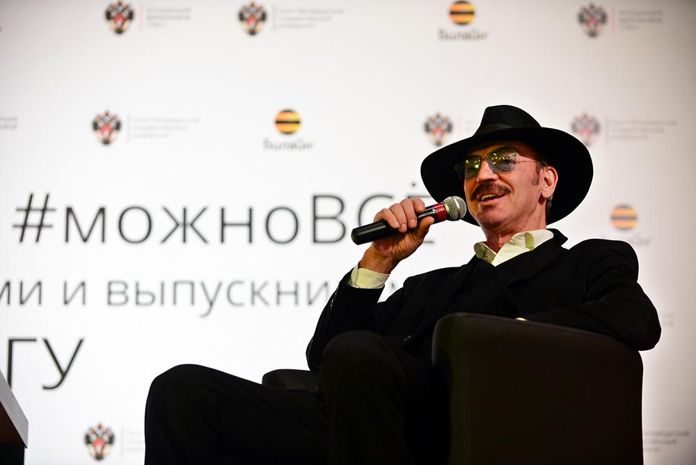 Михаил Боярский: «Молодость надо прожить наотмашь»
