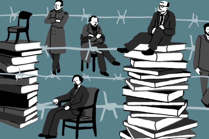 Писатель-фраер или мужик: угадайте по цитате, какие поэты и прозаики сидели в тюрьме