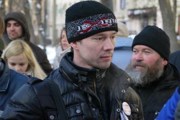 Ильдара Дадина этапировали из Карелии в другой регион