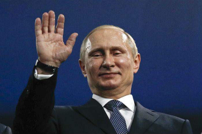 Владимир Путин попал в шорт-лист рейтинга «Человек года» по версии журнала Time