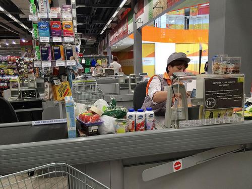 Профессии, которые ненавидят: кассирша супермаркета — обагрессии подростков ипренебрежении к обслуживающему персоналу