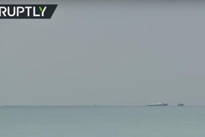 МЧС обнаружило в Черном море обломки Ту-154, сообщает ТАСС