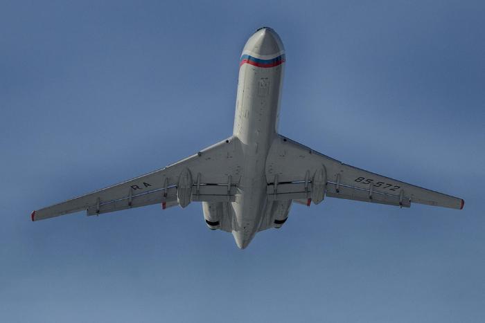 После начала расшифровки «черного ящика» появилась приоритетная версия крушения Ту-154